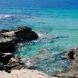 Ibiza shoreline (Spain) - Stock Photo