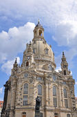 Frauenkirche, Dresden (Germany) — Stock Photo
