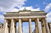 Brandenburg Gate, Berlin (Germany) — Stok fotoğraf