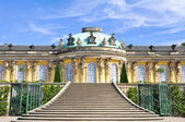 Sanssouci Palace - Potsdam (Germany) — Stock Photo