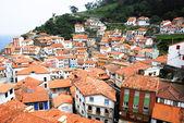 Cudillero in Asturias (Spain) — Stockfoto