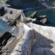 Path to San Juan of Gaztelugatxe, Biscay (Spain) — Stock Photo