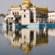 Durgiana Mandir - Amritsar, Punjab (India) — Stock Photo