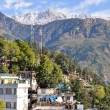 McLeod Ganj, India - Stock Photo