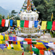 Stock Photo: Temple in Dharamsala, McLeod Ganj (India)
