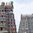 The Meenakshi Temple, Madurai (India) — Stock Photo