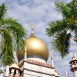 Sultan mosque in Singapore — Stock Photo #9016970