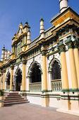 Abdul Gafoor Mosque, Little India Of Singapore — Stock Photo