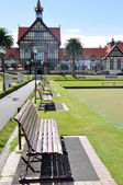 Government Gardens, Rotorua (New Zealand) — Stock Photo