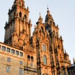 Cathedral of Santiago de Compostel(Spain) — Stock Photo #9021882