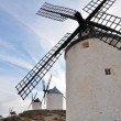 Ancient Mills in Toledo, Spain - Stock Photo