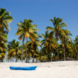 Pangane beach, Mozambique — Stock Photo