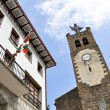 Biscay town, Basque Country (Spain) — Stock Photo