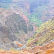 Stock Photo: Waimecanyon, Kauai island
