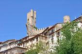 Frias castle, Burgos (Spain) — Stock Photo