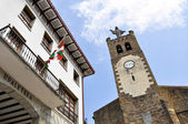 Biscay town, Basque Country (Spain) — Stock fotografie