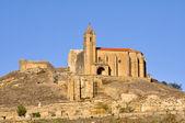 San vicente de la sonsierra, starożytne miasto w Hiszpanii — Zdjęcie stockowe