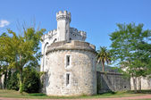 Arteaga castle, Biscay (Spain) — Stock Photo