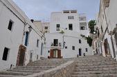Dalt Vila, Eivissa (Spain) — Stock Photo
