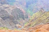 Waimea canyon, isla de kauai — Foto de Stock