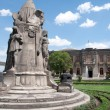 Chapultepec castle, Mexico city — Stock Photo #9997621