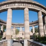 Historical center of Guadalajara (Mexico) — Stock Photo