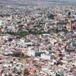 Zacatecas, colorful town in Mexico — Stock Photo