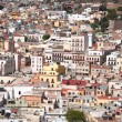 Zacatecas, colorful town in Mexico — Stock Photo #9999481