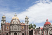 Our Lady of Guadalupe sanctuary in Mexico city — Stock Photo