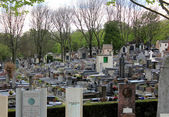 Père Lachaise cemetery — Stock Photo