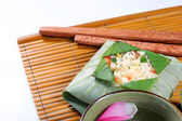 Sticky rice — Stock Photo