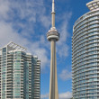 Stock Photo: CN tower