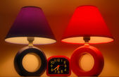 Night-lamps — Stockfoto