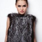 Girl in fur — Stock Photo #8779711