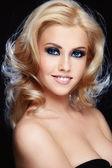 Blond beauty — Stock Photo