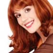 Smiling redhead — Stock Photo #8785054
