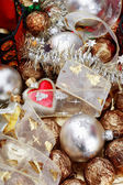 Christmas still-life — Stock Photo