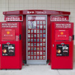 Stock Photo: RedBox