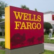 Wells Fargo — Foto de Stock