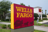 Wells Fargo — Stock Photo