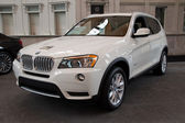 2012 BMW X3 SUV — Stock Photo