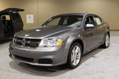 2012 Dodge Avenger SXT — Stock Photo