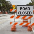 Road Closed — Stock Photo #10723316