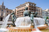 Turia Fountain — Stock Photo