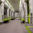 Stock Photo: Metro Car