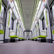 Subway Car — Stock Photo #8688742