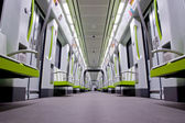 Subway Car — Stock Photo