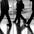 Royalty-Free Stock Photo: Business at the Airport
