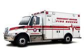 Ambulance — Stock Photo