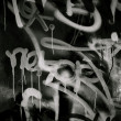 Stock Photo: Abstract Graffiti Wall